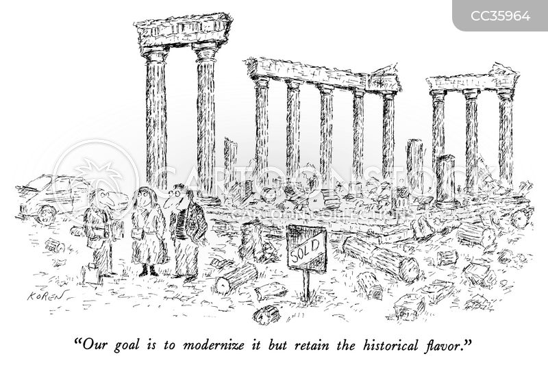 greek cartoon