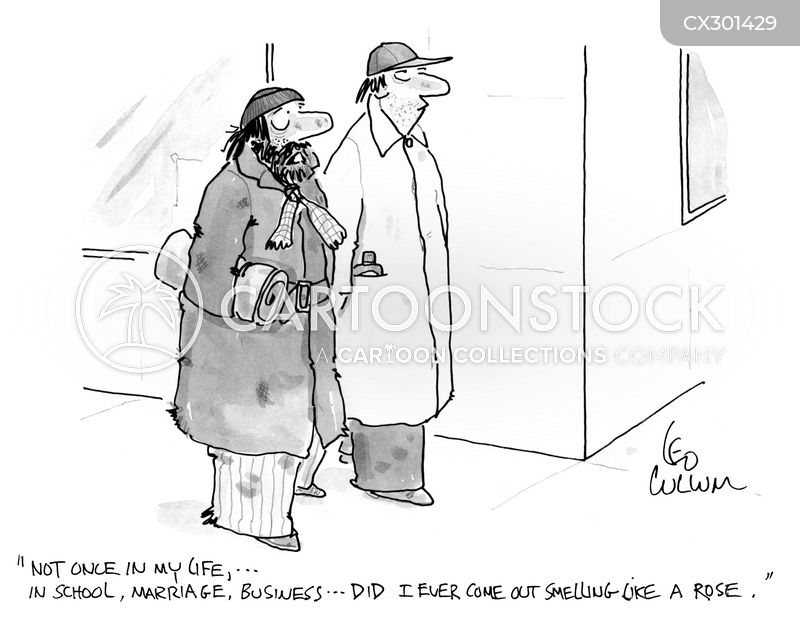 vagrancy cartoon