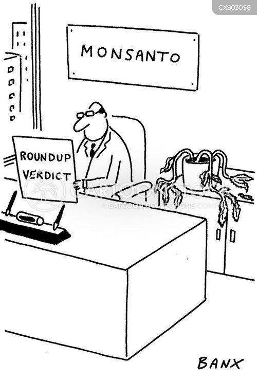 pharmaceutical company cartoon