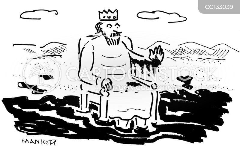gulf of mexico cartoon