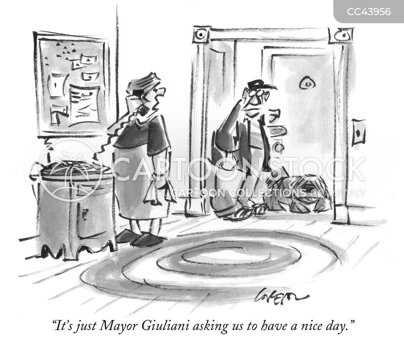 rudy giuliani cartoon