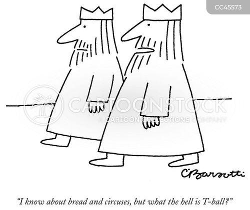 populism cartoon