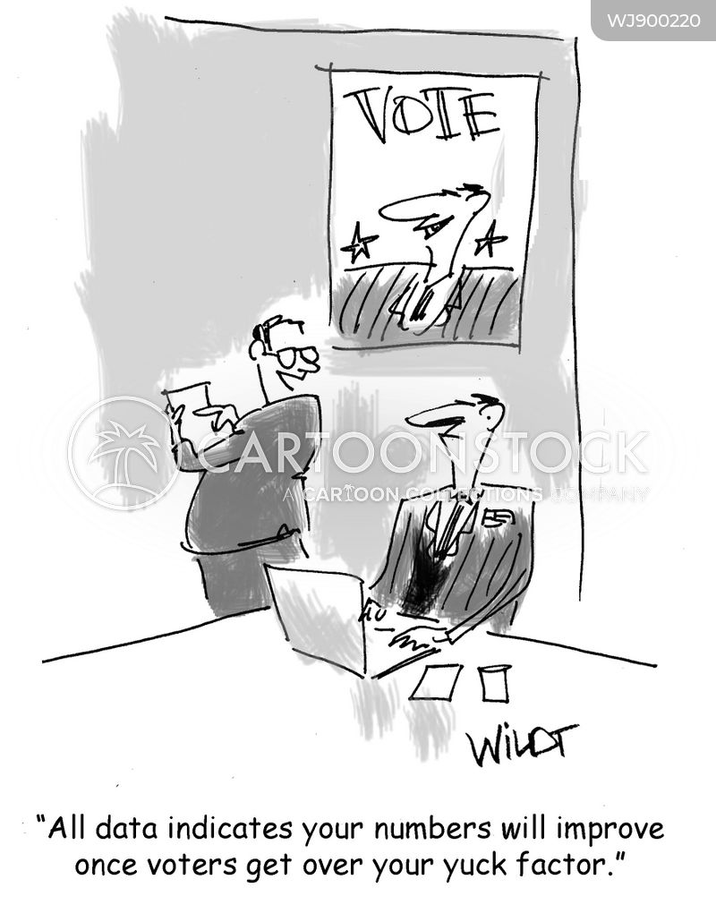 run for office cartoon