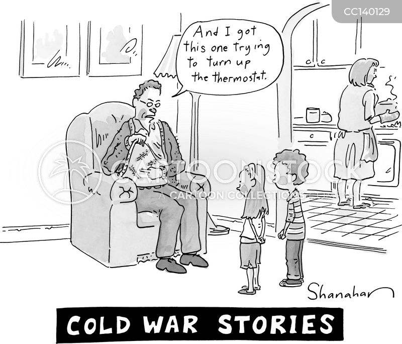 temperature cartoon