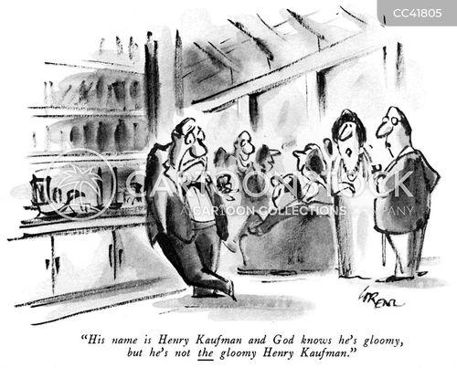 gloomy cartoon