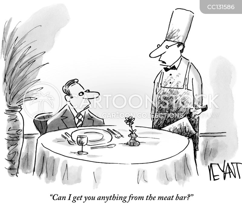 cookery cartoon