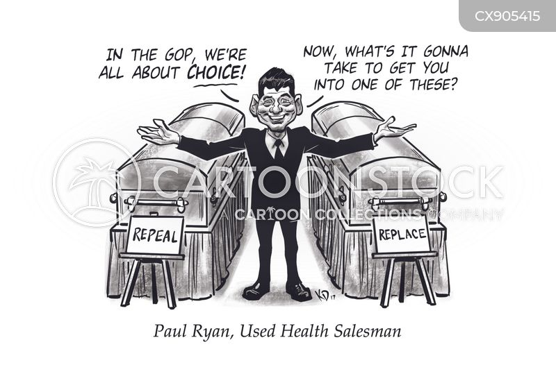 affordable care act cartoon