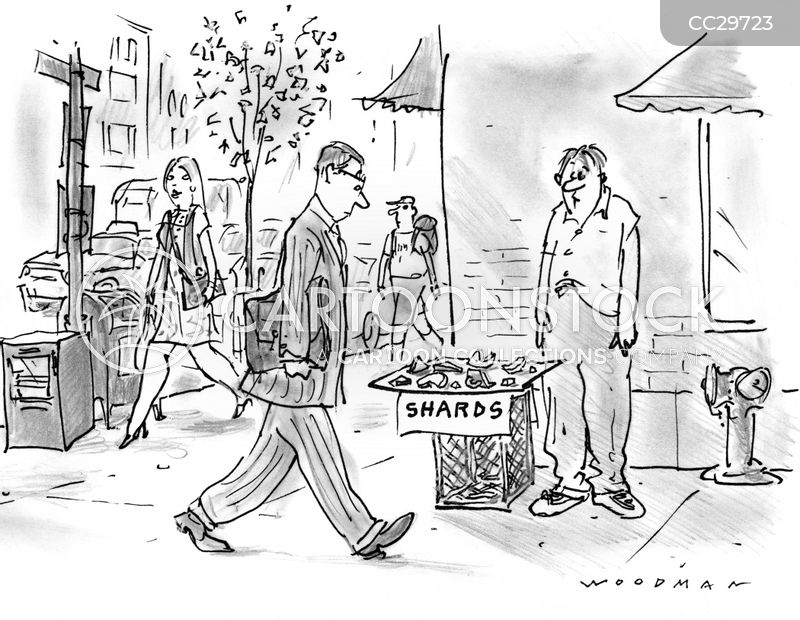 salespeople cartoon