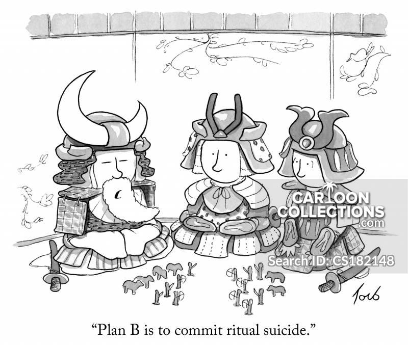 warring clan cartoon