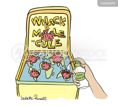 arcade game cartoon