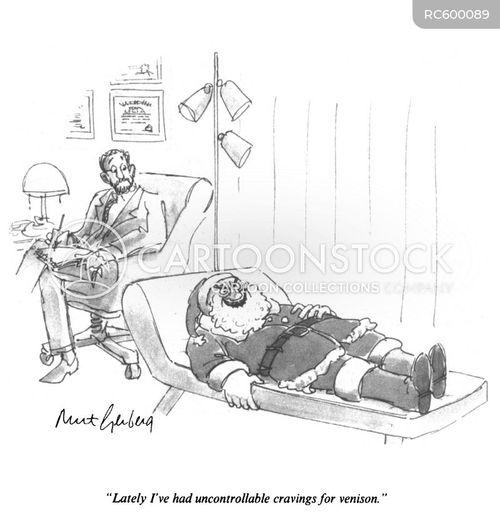 winter festival cartoon