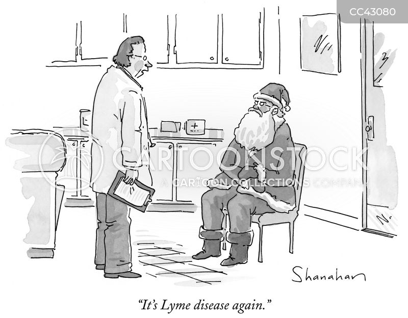 disease vector cartoon