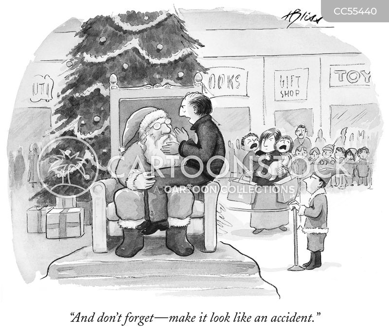st nick cartoon