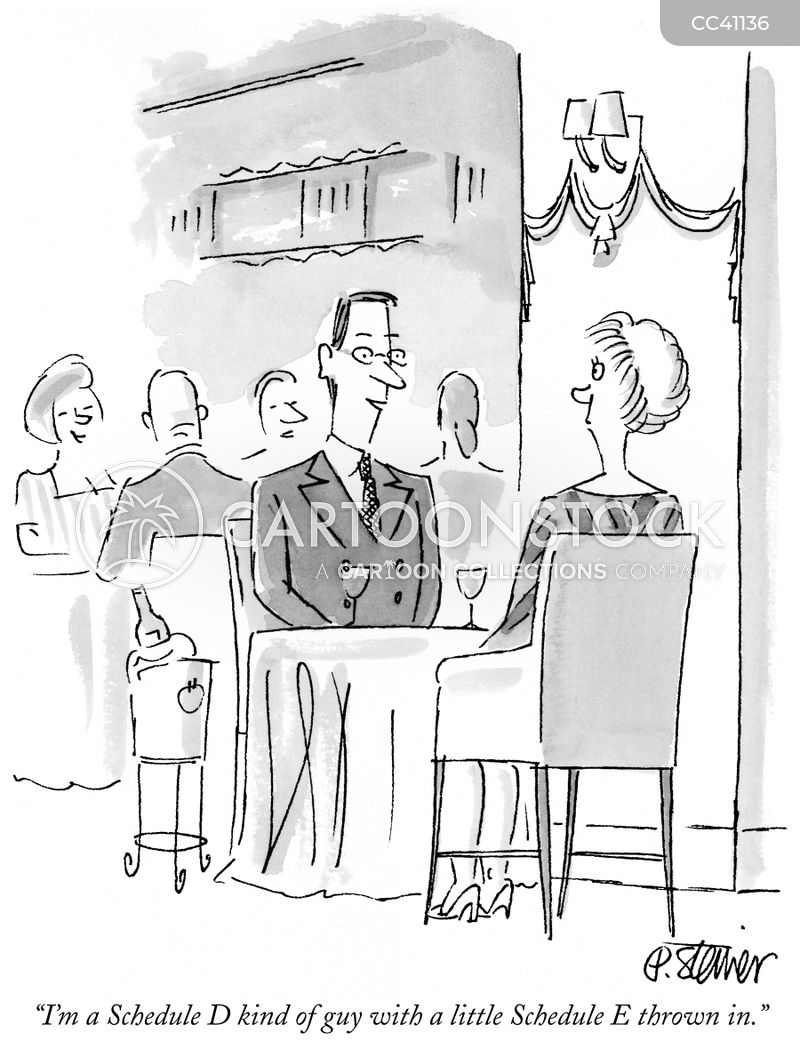 hedge fund cartoon