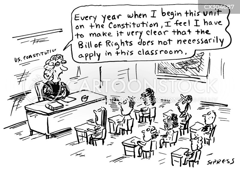 Classes cartoon