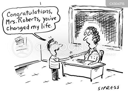life-altering cartoon