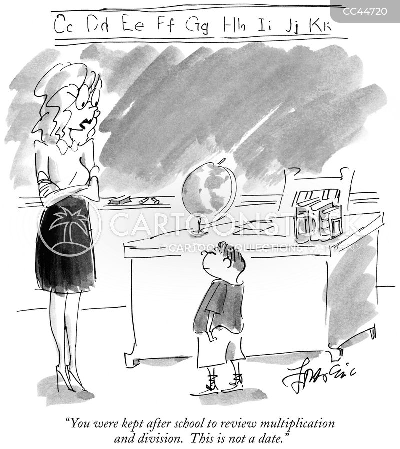 educator cartoon