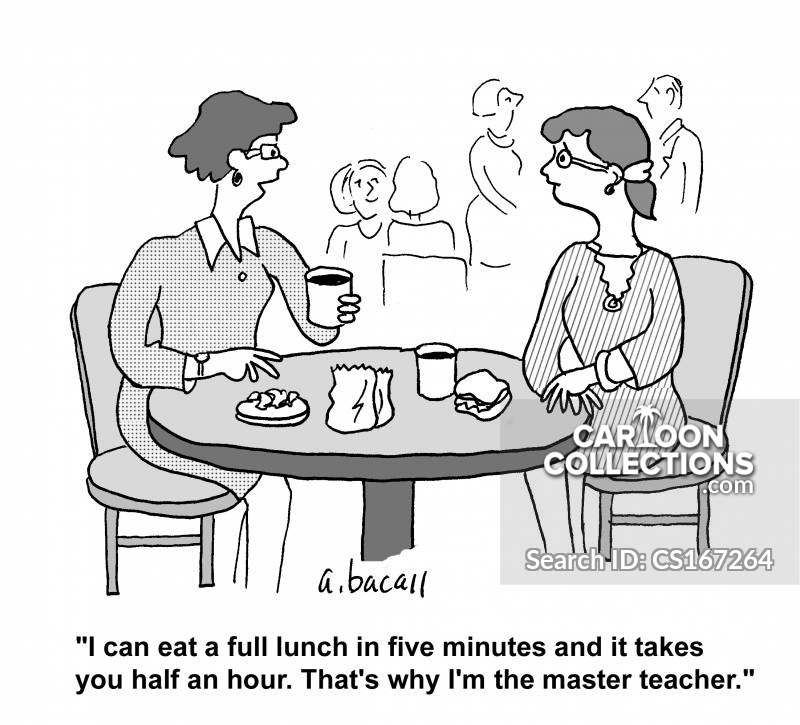 Principals cartoon