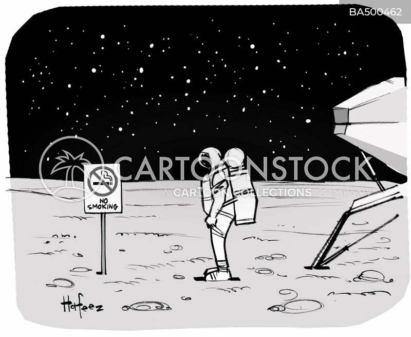 moon cartoon