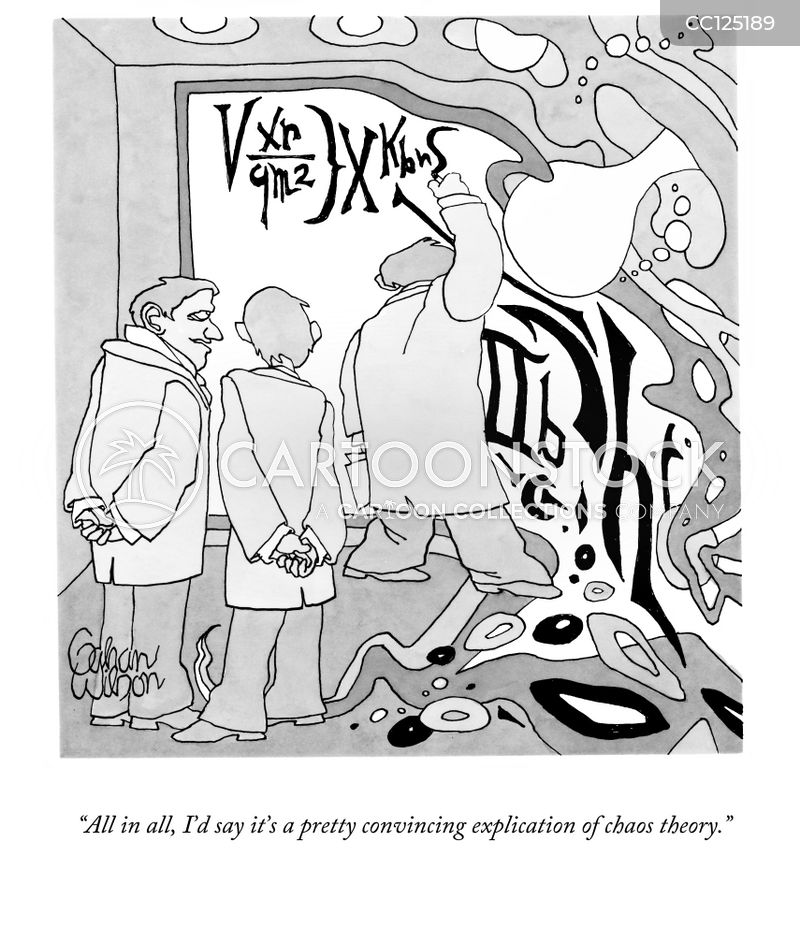 explanations cartoon