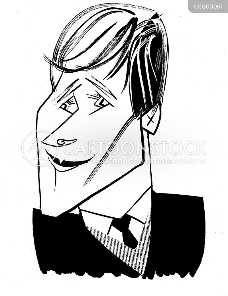 dustin lance black cartoon