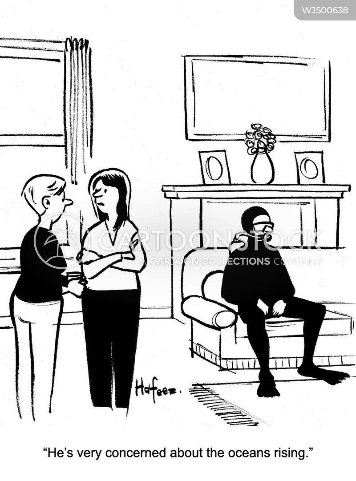 prepper cartoon