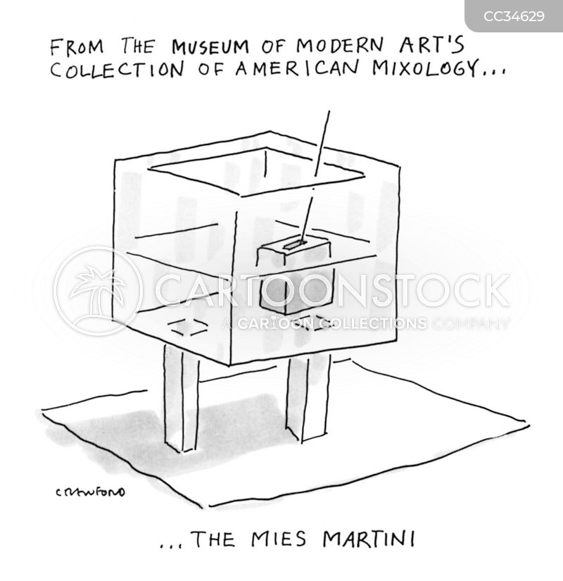exhibit cartoon