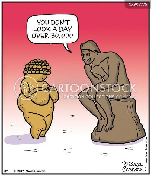 figurine cartoon