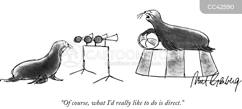 Film Industry cartoon