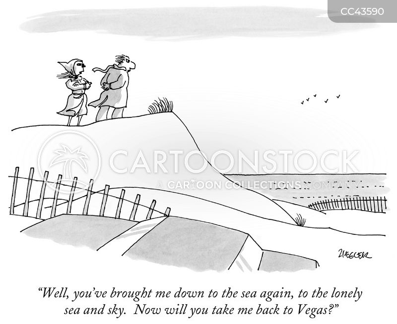 Sand Dune cartoon
