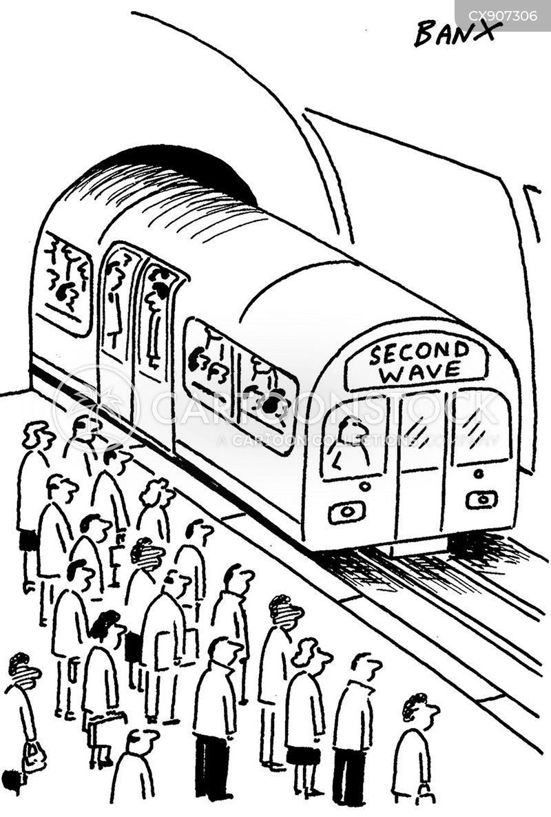 train stations cartoon