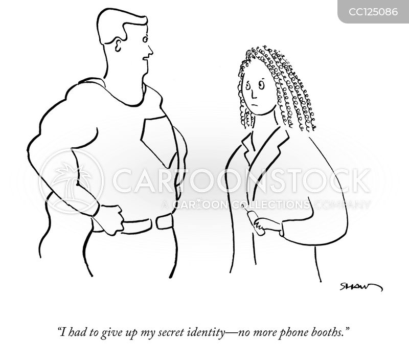 Disguise cartoon