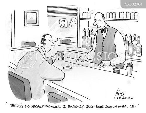 scotch cartoon