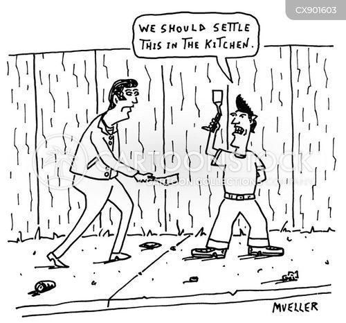 spatulas cartoon