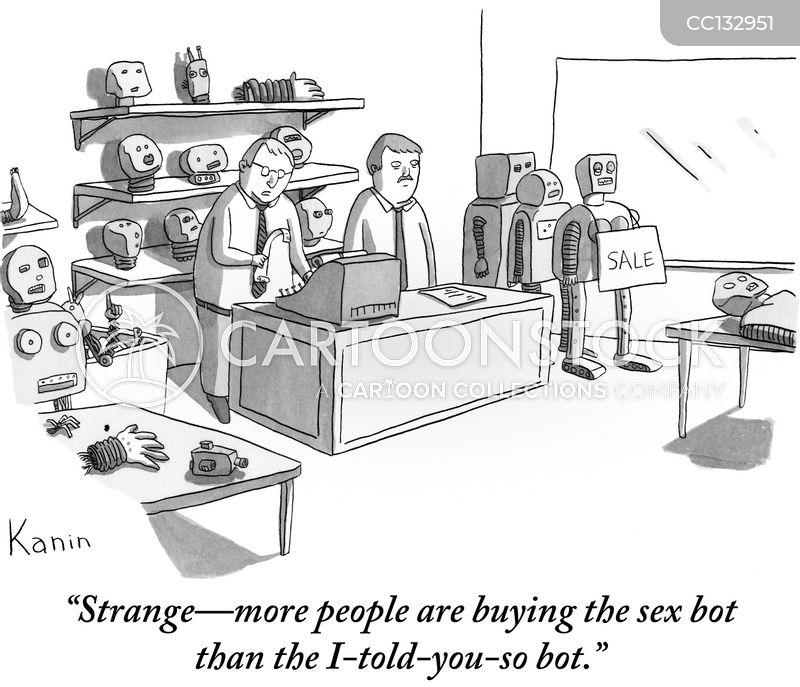robotics cartoon