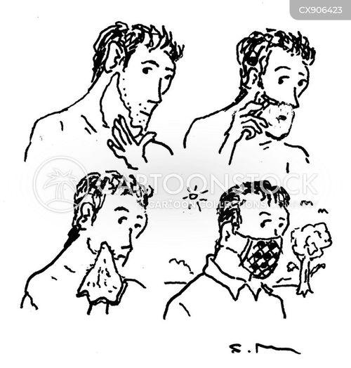 masks cartoon