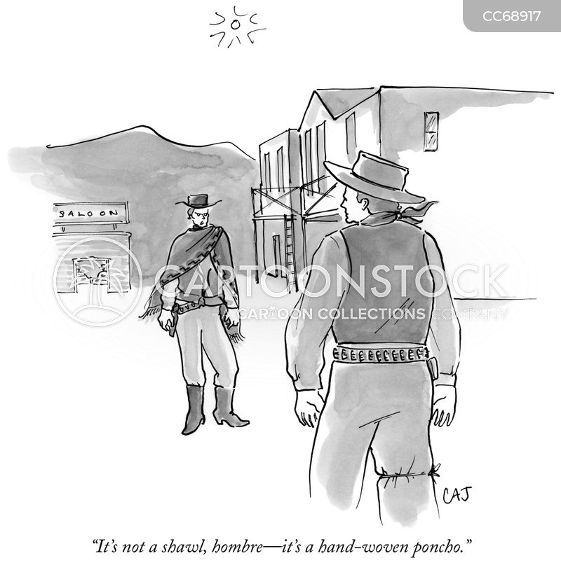 gunslingers cartoon