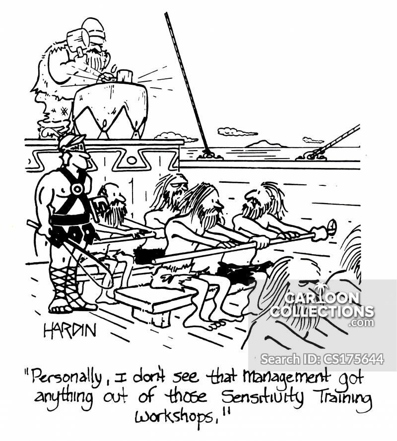 tribunes cartoon