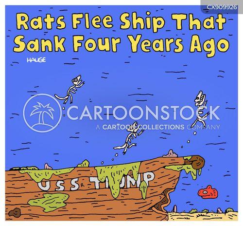 four years cartoon