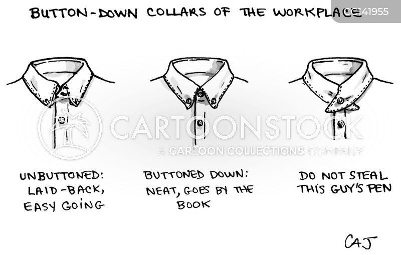 work clothes cartoon