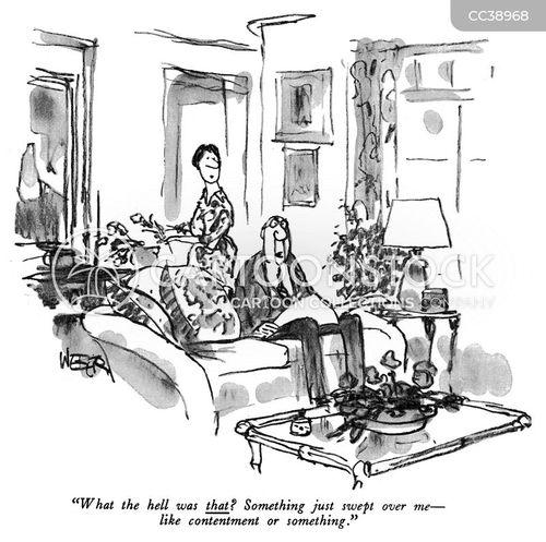 experiences cartoon