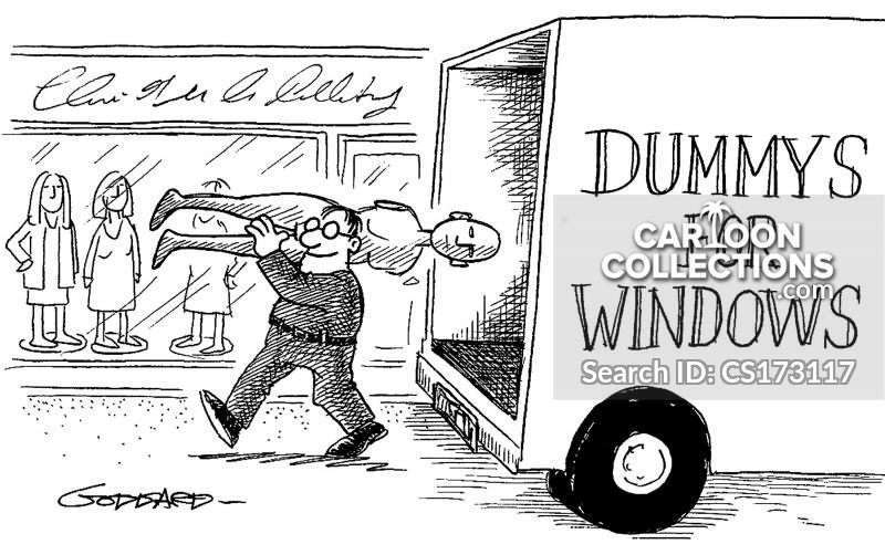 windows for dummies cartoon