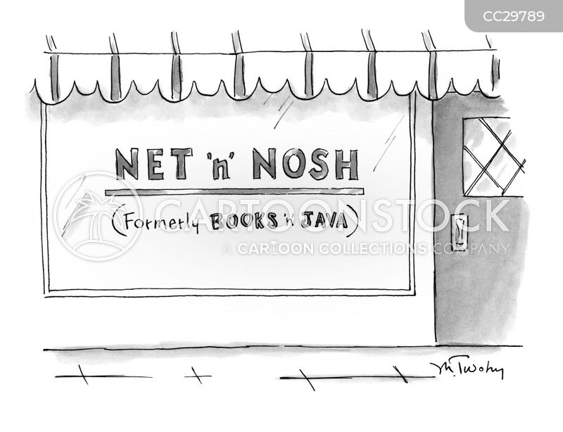 storefronts cartoon