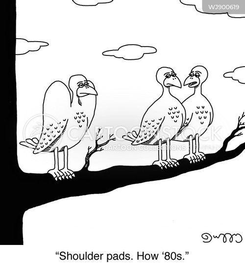critiqued cartoon