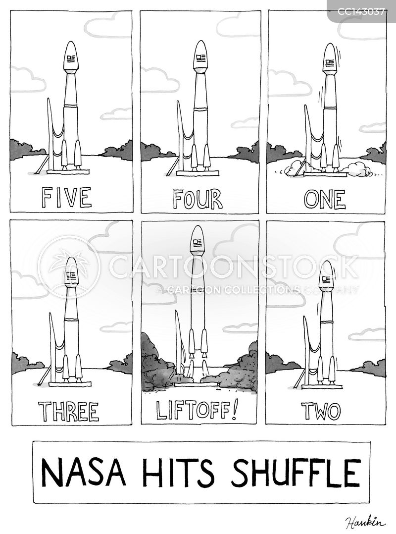 blastoff cartoon