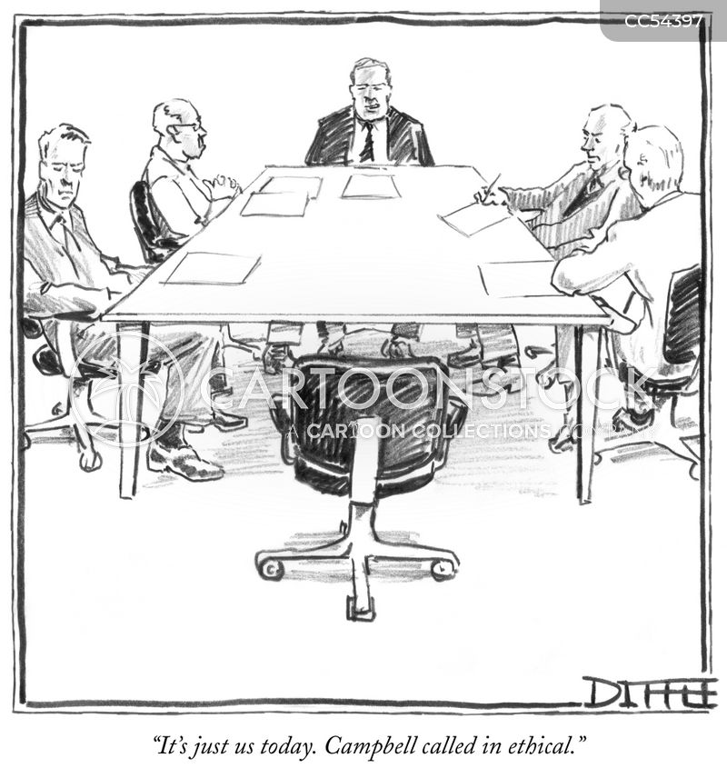 meeting cartoon