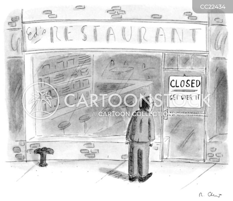 Close cartoon