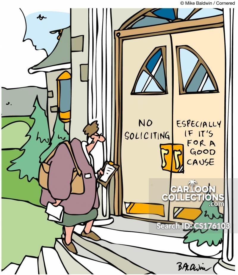 no solicitors cartoon