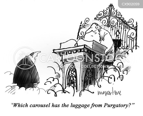 purgatory cartoon