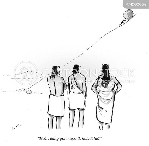 watcher cartoon